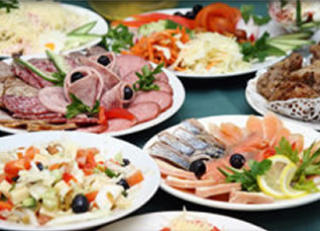 Longton VM Catering Options Image